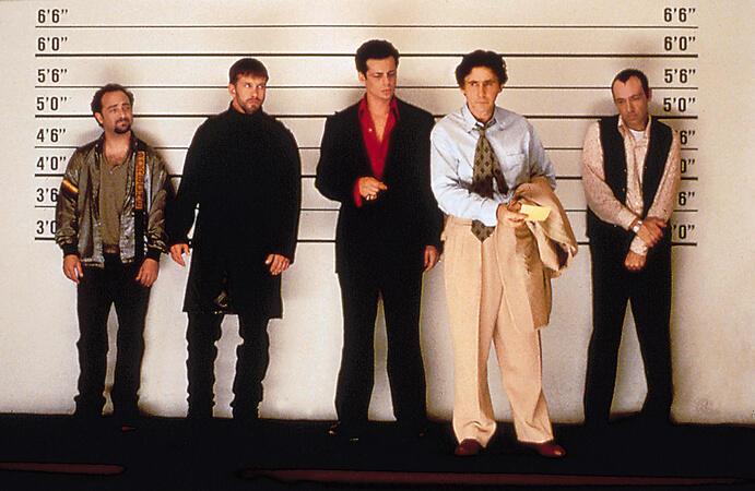 Filme Wie Die üblichen Verdächtigen