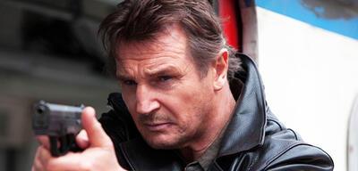 Liam Neeson in 96 Hours - Taken 3