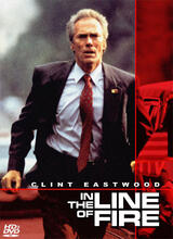 In the Line of Fire - Die zweite Chance - Poster