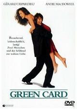Green Card - Scheinehe mit Hindernissen - Poster