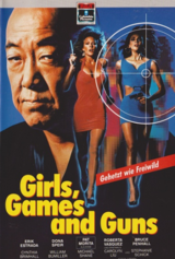 Girls, Games and Guns - Poster
