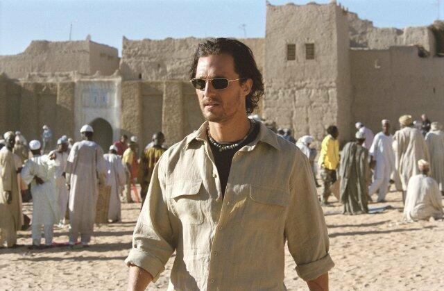Sahara - Abenteuer in der Wüste mit Matthew McConaughey