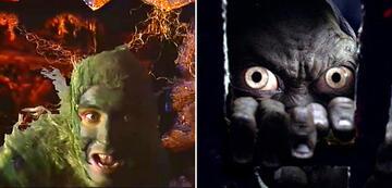 Der Herr der Ringe im Vergleich: Gollum