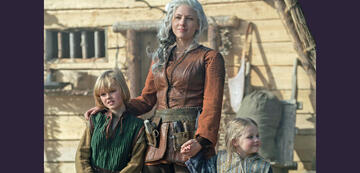 Vikings: Halli, Lagertha und Asa