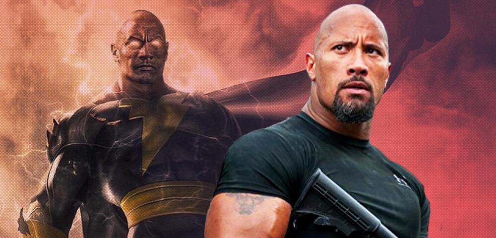 Black Adam mit Dwayne Johnson: DC-Film führt wichtiges Heldenteam ein