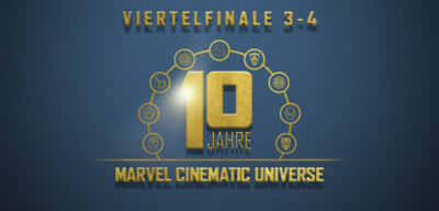 Wählt die beste Marvel-Figur aus 10 Jahren MCU - Viertelfinale 3 & 4