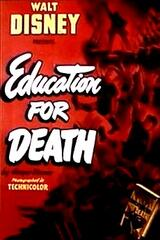 Education for Death - Poster