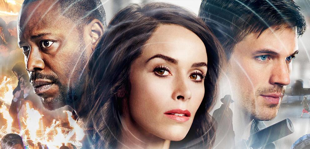NBC dreht in Timeless die Zeit zurück
