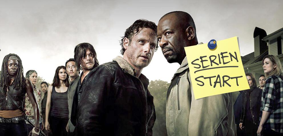 Kommt Heute The Walking Dead