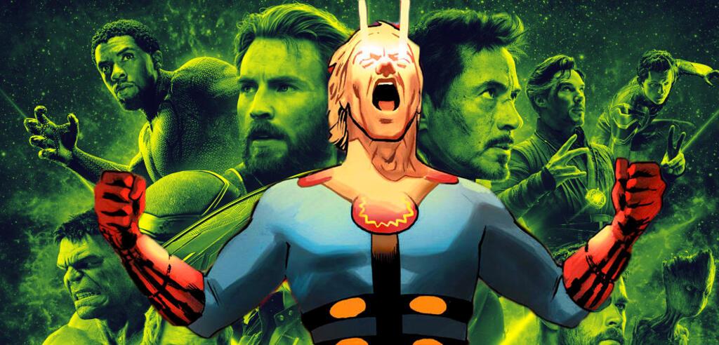The Eternals/Avengers 3: Infinity War