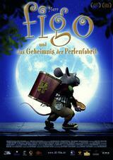 Herr Figo und das Geheimnis der Perlenfabrik - Poster