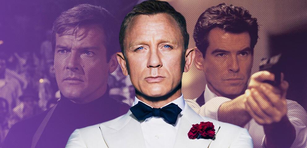 Unser Ranking aller James Bond-Darsteller