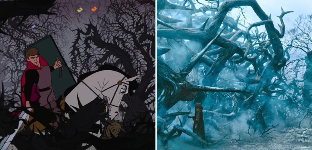 In Maleficent 2 Stecken 7 Anspielungen Auf Disneys Dornroschen