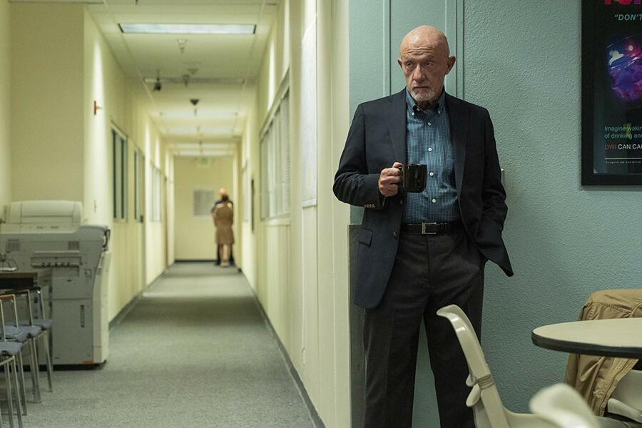 Better Call Saul - Staffel 5, Better Call Saul mit Jonathan Banks