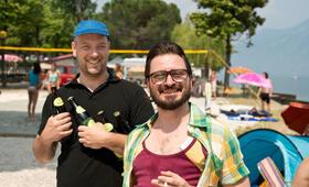 Schweinskopf al dente mit Stephan Zinner und Daniel Christensen - Bild 2