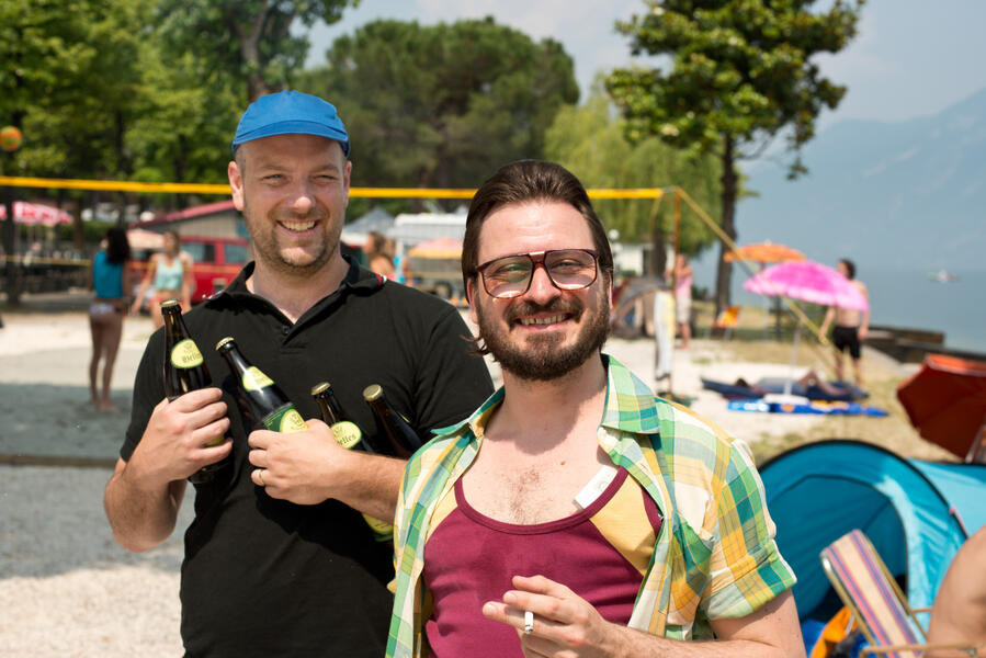 Schweinskopf al dente mit Stephan Zinner und Daniel Christensen