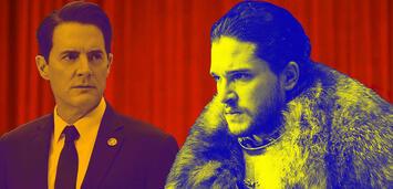 Bild zu:  Twin Peaks: The Return/Game of Thrones