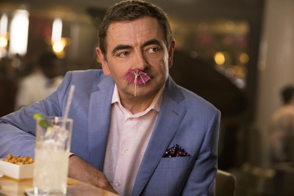 Johnny English - Man lebt nur dreimal mit Rowan Atkinson