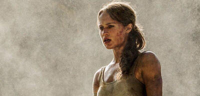 Tomb Raider - Lara Croft (Alicia Vikander)