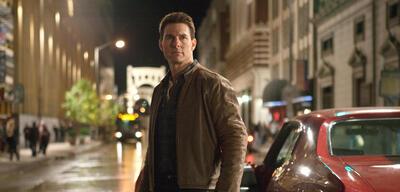 Kein Erbarmen: Tom Cruise als Jack Reacher