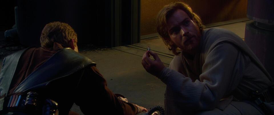 Star Wars: Episode II - Angriff der Klonkrieger mit Ewan McGregor