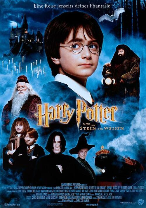 Harry Potter Und Der Stein Der Weisen Stream Alle Anbieter Moviepilot De