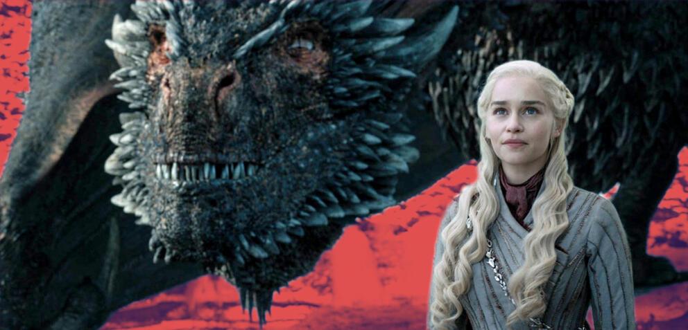 Game of Thrones: So groß sind Drogon und die Drachen