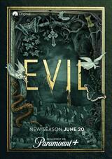 Evil - Staffel 2 - Poster