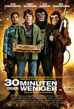 30 Minuten oder weniger Poster