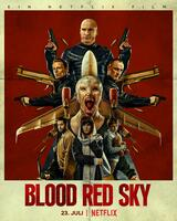 Blood Red Sky - Poster