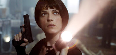 Selma Blair in Hellboy II