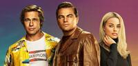 Bild zu:  Once Upon a Time in Hollywood: Brad Pitt, Leonardo DiCaprio und Margot Robbie