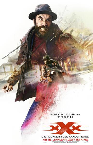 xXx: Die Rückkehr des Xander Cage mit Rory McCann