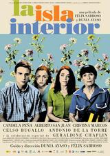 La isla interior - Poster