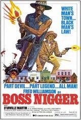 Boss Nigger - Poster