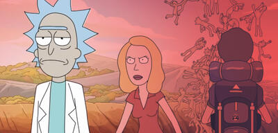 Rick and Morty Staffel 4