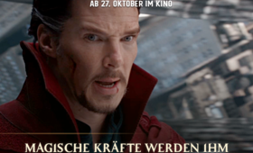 Doctor Strange mit Benedict Cumberbatch - Bild 152
