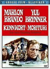 Kennwort: Morituri - Poster