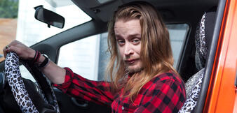 Macaulay Culkin in der Webserie DRYVRS