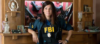 Sandra Bullock in Taffe Mädels