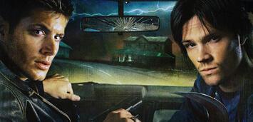 Bild zu:  Jared Padalecki & Jensen Ackles in Supernatural