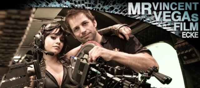 Zack Snyder bei Dreharbeiten zu Sucker Punch