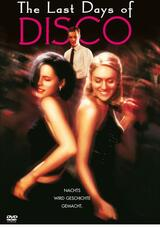 The Last Days of Disco - Poster