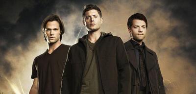 Supernatural, mit Jared Durand, Jensen Ackles & Misha Collins