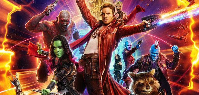 Thor in Guardians of the Galaxy: Fan-Poster erfüllt den großen Traum nach Avengers 4