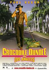 Crocodile Dundee in Los Angeles - Poster