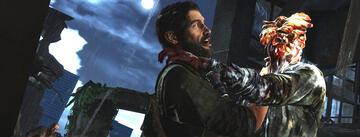 The Last of Us: Joel kämpft gegen einen Clicker