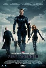 Captain America 2: The Return of the First Avenger Poster