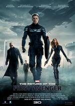 Captain America 2: The Return of the First Avenger Poster
