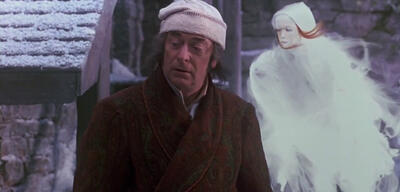 Michael Caine in Die Muppets-Weihnachstsgeschichte